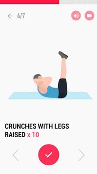 Abs Workout pc screenshot 1
