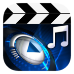 Add Music To Video icon