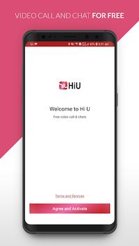 HiU - Messenger pc screenshot 1