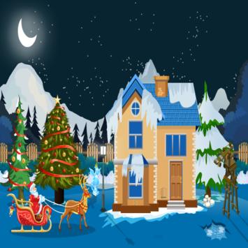 2016 Santa Gift Bag Escape pc screenshot 1