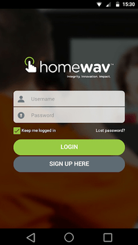 HomeWAV pc screenshot 1