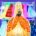 Princess Doll Dress up Party icon