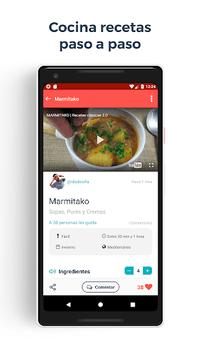 Recetas de cocina – Hatcook pc screenshot 2
