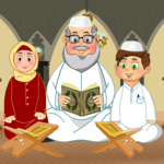 Teaching the Holy Quran 1 icon