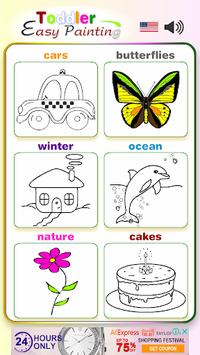 Toddler Easy Painting pc screenshot 1