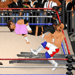 Wrestling Revolution for pc logo