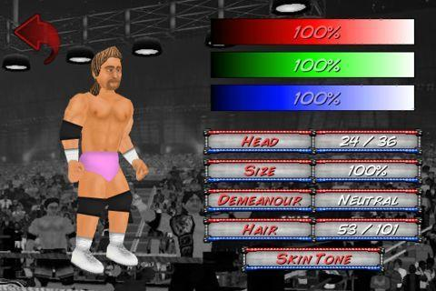 Wrestling Revolution pc screenshot 1