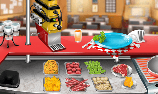 Cooking Stand Restaurant Game pc screenshot 1