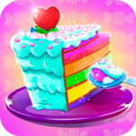 Cake Master Cooking - Food Design Baking Games icon