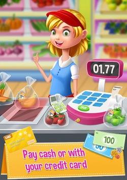 Supermarket Manager: Cashier Simulator Kids Games pc screenshot 1
