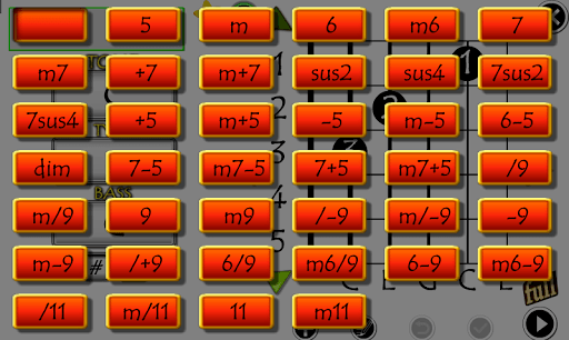 All of Chords for Guitar pc screenshot 2