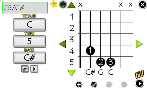 All of Chords for Guitar pc screenshot 1