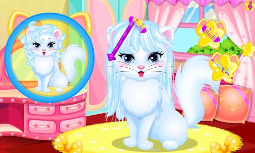 Baby kitty hair salon pc screenshot 2
