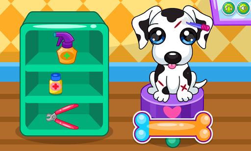Caring for puppy salon pc screenshot 1