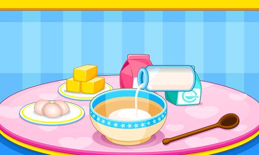Cooking chocolate cake pc screenshot 1