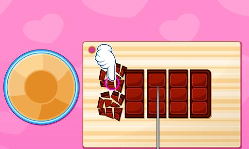 Cooking chocolate cake pc screenshot 2
