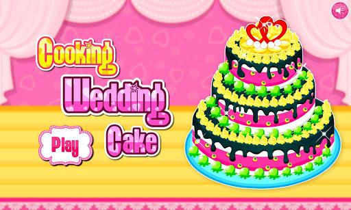 Cooking wedding cake pc screenshot 1
