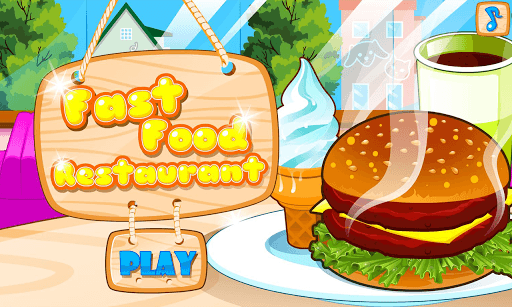 Fast food restaurant pc screenshot 1