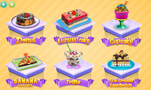 Food maker - dessert recipes pc screenshot 2