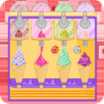 Ice cream cone cupcakes candy for pc logo