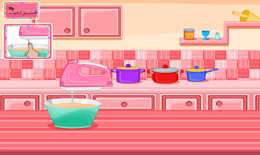 Ice cream cone cupcakes candy pc screenshot 1