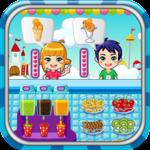 Ice cream maker game for pc logo