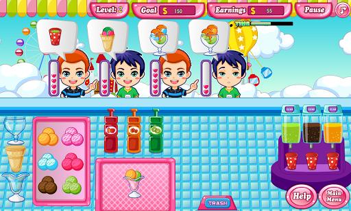 Ice cream maker game pc screenshot 1