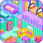 New home decoration game icon