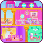 Princess doll house for pc logo