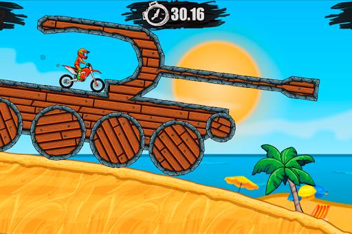 Moto X3M Bike Race Game pc screenshot 1
