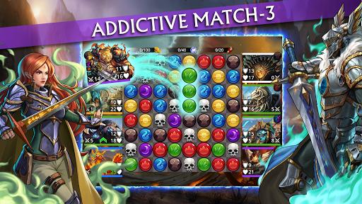 Gems of War - Match 3 RPG pc screenshot 1