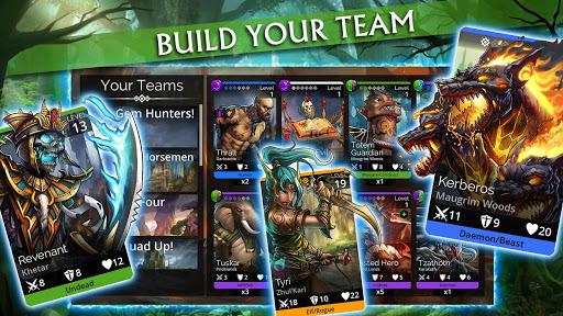 Gems of War - Match 3 RPG pc screenshot 2