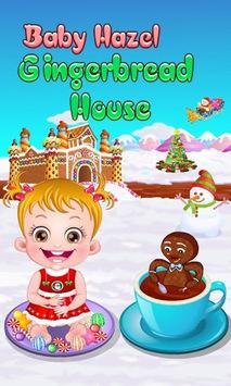 Baby Hazel Gingerbread House pc screenshot 1