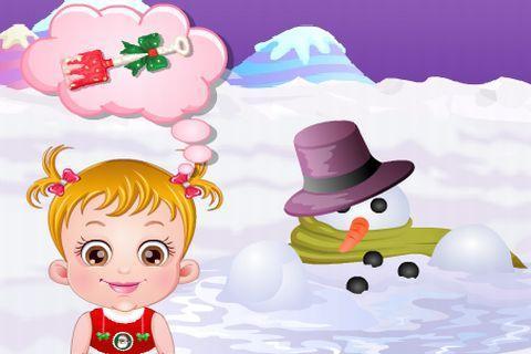 Baby Hazel Gingerbread House pc screenshot 2