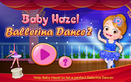 Baby Hazel Ballerina Dance 2 pc screenshot 1