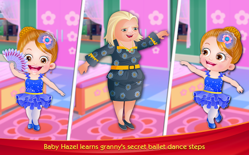 Baby Hazel Ballerina Dance 2 pc screenshot 2