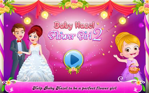 Baby Hazel Flower Girl 2 pc screenshot 1
