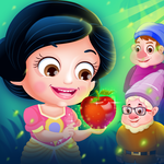 Baby Hazel Snow White Story for pc logo