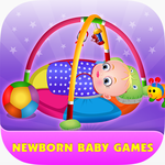 Baby Hazel Newborn Baby Games icon