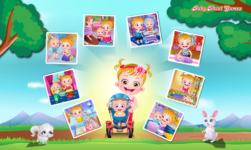 Baby Hazel Newborn Baby Games pc screenshot 1