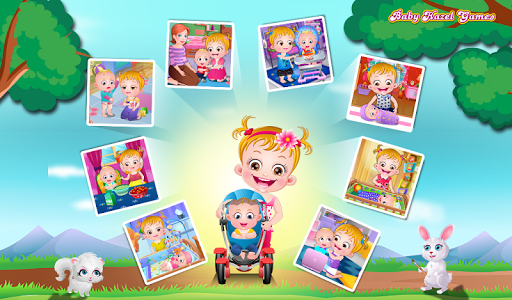 Baby Hazel Newborn Baby Games pc screenshot 2