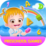 Baby Hazel Preschool Games icon