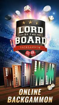 Backgammon – Lord of the Board – Online Board Game pc screenshot 1