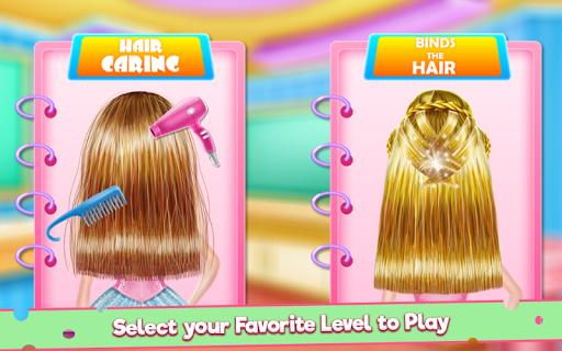 Baby Girl Braided Hairstyles pc screenshot 2