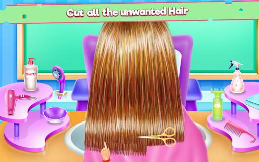 Baby Girl Braided Hairstyles pc screenshot 1