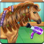 Horse Hair Salon icon
