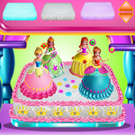 Princesses Cake Cooking icon
