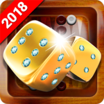 Backgammon Live - Play Online Free Board Games for pc logo