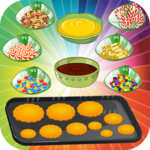 cooking cookie nice dish game for girls icon