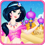 Arabian Princess Makeover icon